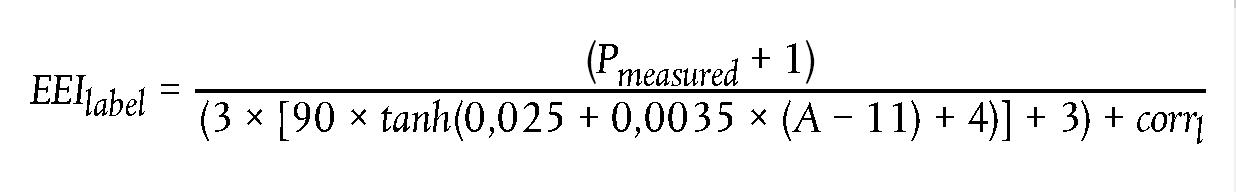 EEI 计算公式